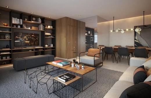 Living - Apartamento 4 quartos à venda Barra da Tijuca, Rio de Janeiro - R$ 2.119.350 - II-16350-26851 - 13