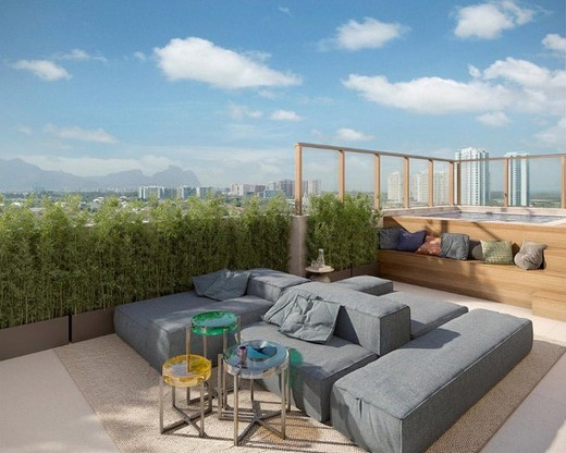 Terraco - Apartamento 4 quartos à venda Barra da Tijuca, Rio de Janeiro - R$ 2.119.350 - II-16350-26851 - 21