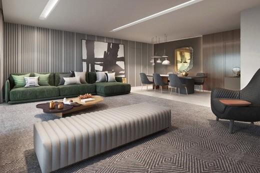Living - Apartamento 4 quartos à venda Barra da Tijuca, Rio de Janeiro - R$ 2.119.350 - II-16350-26851 - 15