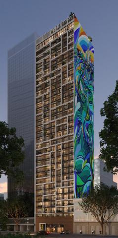Fachada - Apartamento 1 quarto à venda Centro, Rio de Janeiro - R$ 575.100 - II-16512-28211 - 1