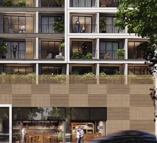 Portaria - Apartamento 1 quarto à venda Centro, Rio de Janeiro - R$ 575.100 - II-16512-28211 - 3