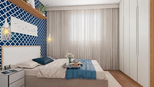 Dormitorio - Fachada - Praia Park Sol - 293 - 5