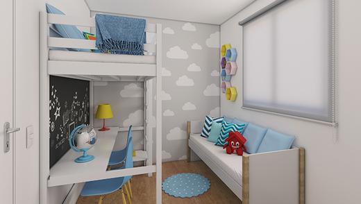 Dormitorio - Fachada - Praia Park Sol - 293 - 6