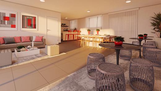 Salao de festas - Apartamento 2 quartos à venda Vargem Pequena, Rio de Janeiro - R$ 159.025 - II-16513-27080 - 8