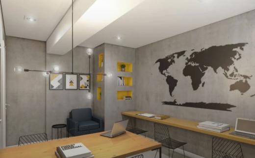 Home office - Fachada - Dez Tatuapé - 810 - 8