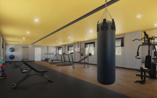 Fitness - Fachada - Dez Tatuapé - 810 - 2