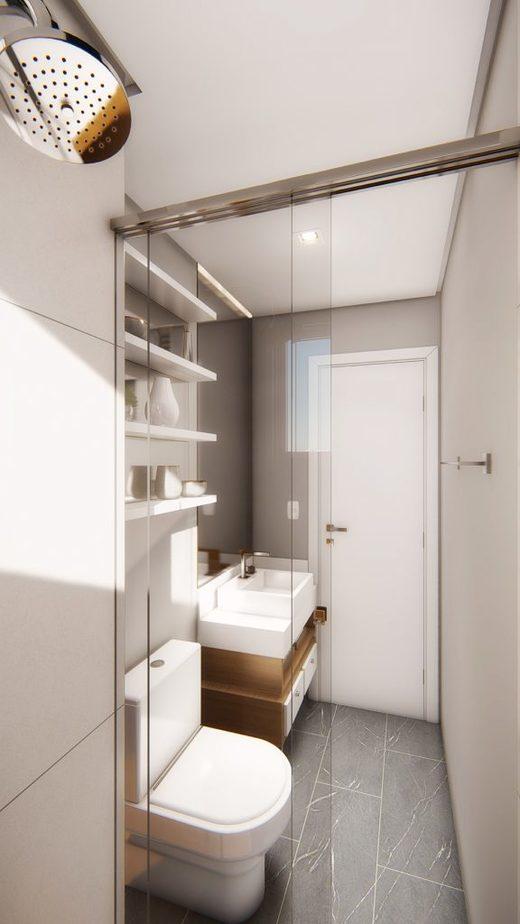 Banheiro - Fachada - Metrocasa Ipiranga - 817 - 11