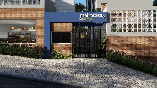 Portaria - Fachada - Metrocasa Ipiranga - 817 - 2