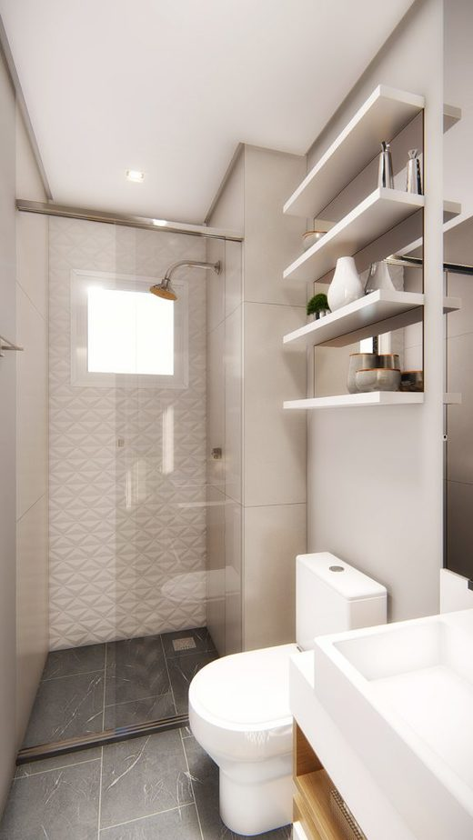Banheiro - Fachada - Metrocasa Ipiranga - 817 - 12