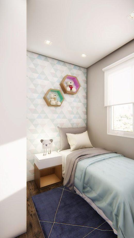 Dormitorio - Fachada - Metrocasa Ipiranga - 817 - 10
