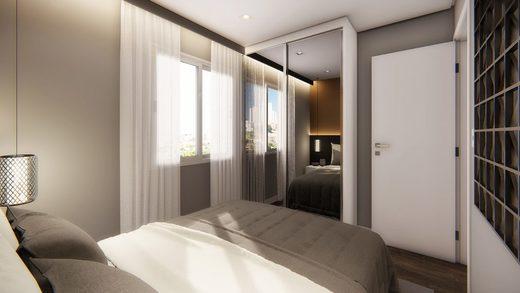 Dormitorio - Fachada - Metrocasa Ipiranga - 817 - 8