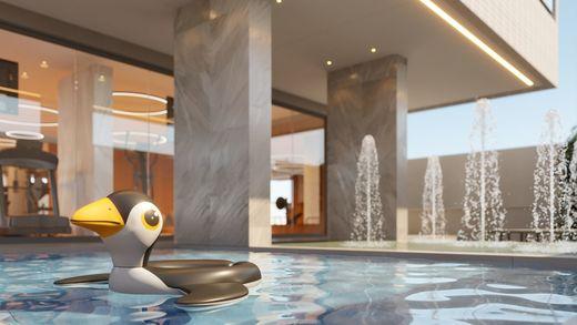 Piscina - Apartamento 4 quartos à venda Icaraí, Niterói - R$ 1.530.120 - II-16569-27144 - 24