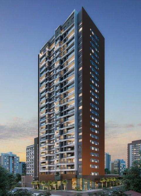 Fachada - Apartamento à venda Rua Gama Lobo,Ipiranga, São Paulo - R$ 995.798 - II-16490-27027 - 1