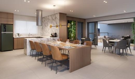 Living - Apartamento à venda Rua Gama Lobo,Ipiranga, São Paulo - R$ 995.798 - II-16490-27027 - 8