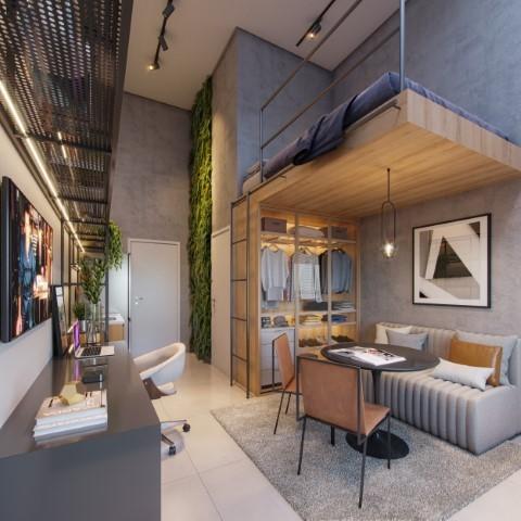 Dormitorio - Apartamento à venda Rua Gama Lobo,Ipiranga, São Paulo - R$ 995.798 - II-16490-27027 - 12