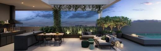 Churrasqueira - Apartamento à venda Rua Gama Lobo,Ipiranga, São Paulo - R$ 995.798 - II-16490-27027 - 18