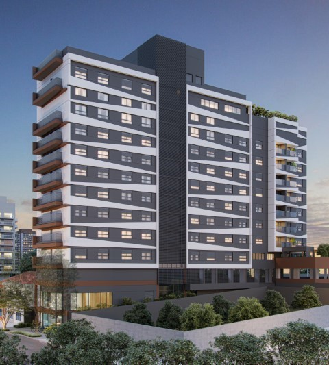 Fachada - Apartamento à venda Rua Gama Lobo,Ipiranga, São Paulo - R$ 995.798 - II-16490-27027 - 5