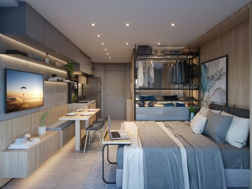 Dormitorio - Apartamento à venda Rua Gama Lobo,Ipiranga, São Paulo - R$ 995.798 - II-16490-27027 - 13