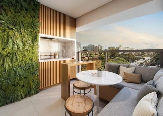 Terraco - Apartamento à venda Rua Gama Lobo,Ipiranga, São Paulo - R$ 995.798 - II-16490-27027 - 11
