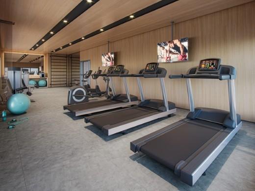 Fitness - Apartamento à venda Rua Gama Lobo,Ipiranga, São Paulo - R$ 995.798 - II-16490-27027 - 15