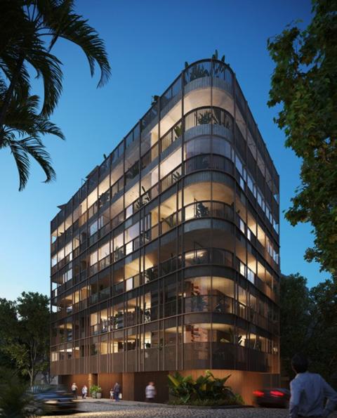 Fachada - Apartamento 2 quartos à venda Rio de Janeiro,RJ - R$ 1.982.200 - II-16762-27410 - 1