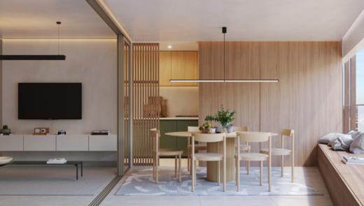 Living - Apartamento 2 quartos à venda Rio de Janeiro,RJ - R$ 1.982.200 - II-16762-27410 - 6