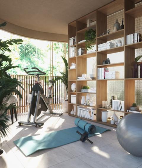 Terraco - Apartamento 2 quartos à venda Rio de Janeiro,RJ - R$ 1.982.200 - II-16762-27410 - 7