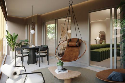 Terraco - Apartamento 2 quartos à venda Rio de Janeiro,RJ - R$ 1.982.200 - II-16762-27410 - 8