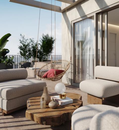 Terraco - Apartamento 2 quartos à venda Rio de Janeiro,RJ - R$ 1.982.200 - II-16762-27410 - 9