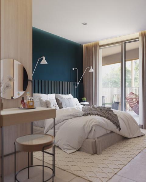 Dormitorio - Apartamento 2 quartos à venda Rio de Janeiro,RJ - R$ 1.982.200 - II-16762-27410 - 11