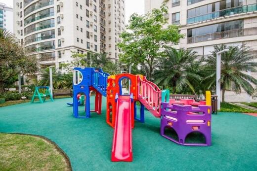 Playground - Apartamento 4 quartos à venda Barra da Tijuca, Rio de Janeiro - R$ 2.425.350 - II-16619-27223 - 6