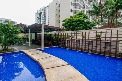 Piscina - Apartamento 4 quartos à venda Barra da Tijuca, Rio de Janeiro - R$ 2.425.350 - II-16619-27223 - 7