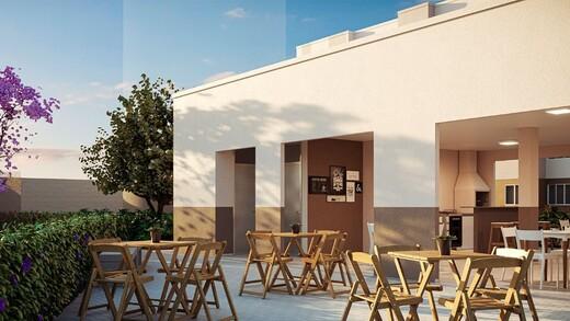 Churrasqueira - Apartamento 1 quarto à venda Campo Grande, Rio de Janeiro - R$ 139.000 - II-16886-27662 - 7