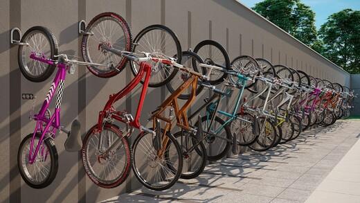 Bicicletario - Fachada - Metrocasa São Miguel - 836 - 10