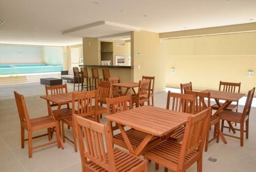 Salao de festas - Fachada - Faces Residencial - 299 - 4