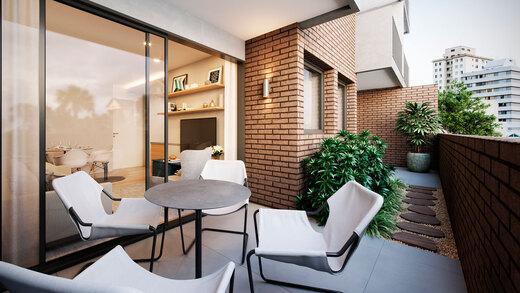 Terraco - Fachada - Casa Diana - 839 - 5
