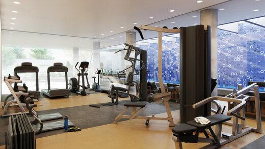 Fitness - Fachada - Casa Diana - 839 - 8
