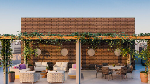 Rooftop - Fachada - Casa Diana - 839 - 12