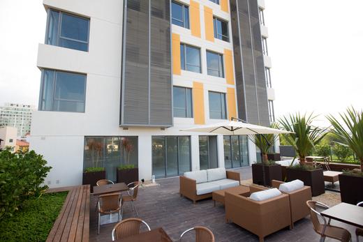 Area de convivencia - Sala Comercial 20m² à venda Jacarepaguá, Rio de Janeiro - R$ 206.600 - II-16986-27834 - 9