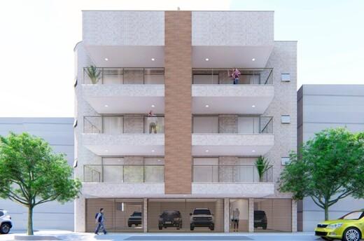 Fachada - Cobertura 2 quartos à venda Tijuca, Rio de Janeiro - R$ 662.000 - II-17151-28208 - 1
