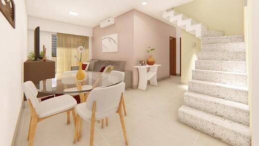 Living - Cobertura 2 quartos à venda Tijuca, Rio de Janeiro - R$ 662.000 - II-17151-28208 - 4
