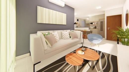 Living - Cobertura 2 quartos à venda Tijuca, Rio de Janeiro - R$ 662.000 - II-17151-28208 - 5
