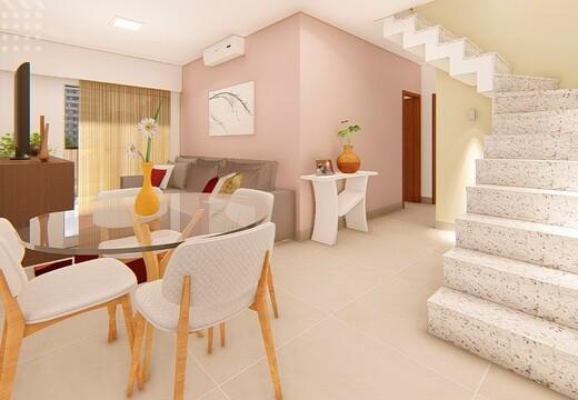 Living - Cobertura 2 quartos à venda Tijuca, Rio de Janeiro - R$ 662.000 - II-17151-28208 - 7