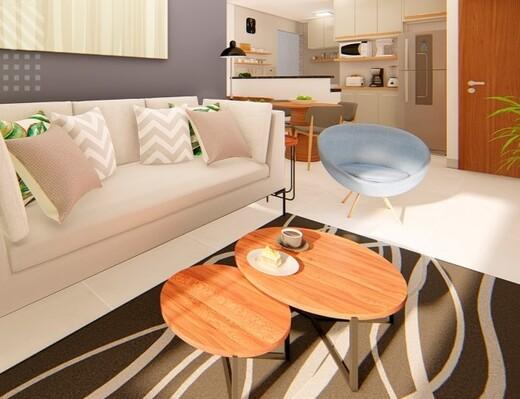 Living - Cobertura 2 quartos à venda Tijuca, Rio de Janeiro - R$ 662.000 - II-17151-28208 - 8