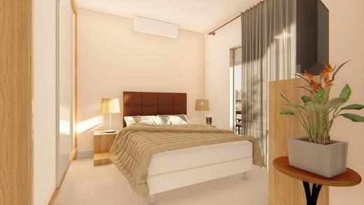 Dormitorio - Cobertura 2 quartos à venda Tijuca, Rio de Janeiro - R$ 662.000 - II-17151-28208 - 11