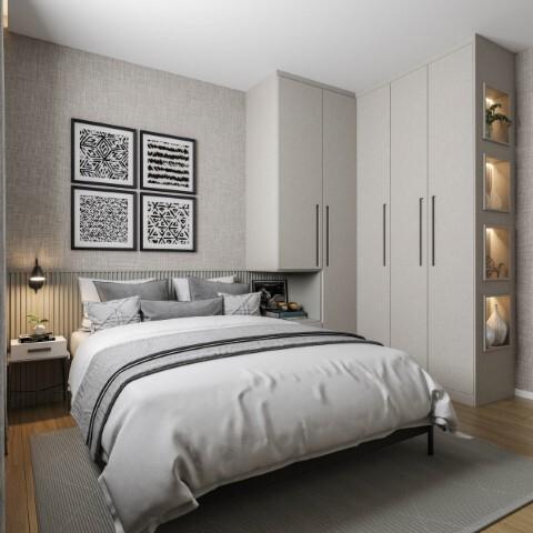 Dormitorio - Fachada - Vivaz Prime Zona Norte - 304 - 8