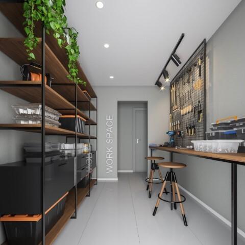 Work space - Fachada - Vivaz Prime Zona Norte - 304 - 12