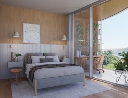 Dormitorio - Fachada - Flora - 303 - 12