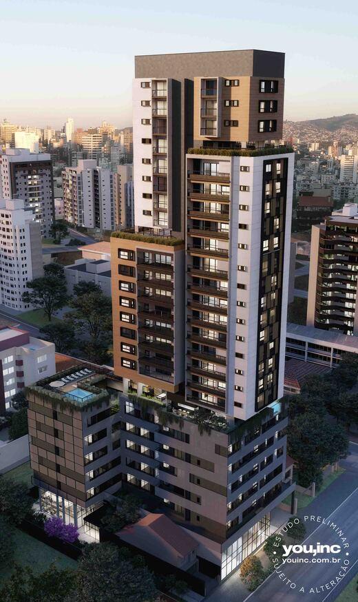 Fachada - Apartamento 3 quartos à venda Pinheiros, São Paulo - R$ 1.642.500 - II-17454-28585 - 3