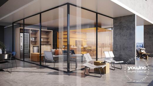 Coworking - Apartamento 3 quartos à venda Pinheiros, São Paulo - R$ 1.642.500 - II-17454-28585 - 10